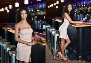 Nia Nacci - White Cock For Ebony Goddess - 21Sextury