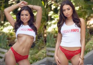 Melissa Moore Represents Cherry Pimps - Cherry Pimps
