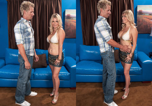 Ingrid Swenson - How Busty Blondes Get More Cum - ScoreLand