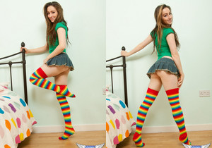 Elise - Colorful - SpunkyAngels