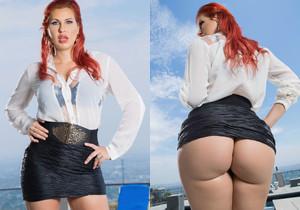 Savana Styles Super Bubble Butt Slut Gets An Anal Pounding