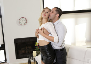 Damon Dice, Haley Reed - Cum For Me - S26:E5 - Nubile Films