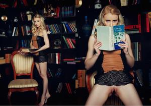 Read Me - Adelia B. - Femjoy