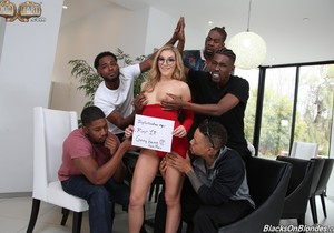 Moka Mora - Blacks On Blondes