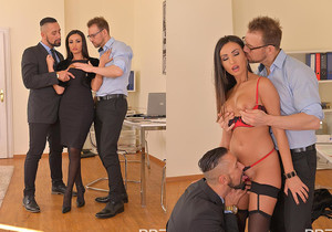 Alyssia Kent - Meeting & Mating