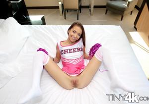 Paisley Rae - Teeny Cheerleader - Tiny 4K