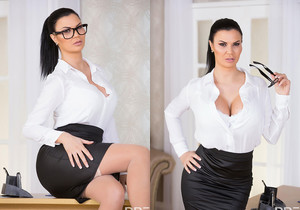Jasmine Jae - Busty Phallus Therapist