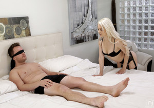 Elsa Jean, Van Wylde - A Little Naughty - Nubile Films