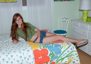 Mandy Hudson - Kinda Horny! - Naughty Mag