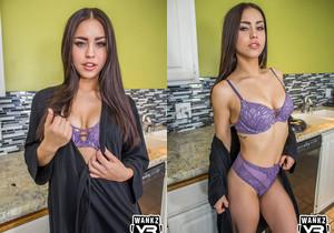 WankzVR - Lick That Stick - Alina Lopez