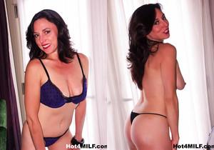 Super sexy Karen Kougar gets a cock in her ass - Hot 4 MILF