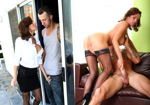 Veronica Avluv - Filthy Housewives #06 - Mile High Media
