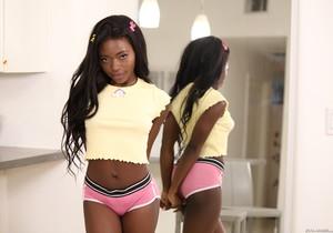 Noemie Bilas - Black Squirter Noemie: Anal Domination