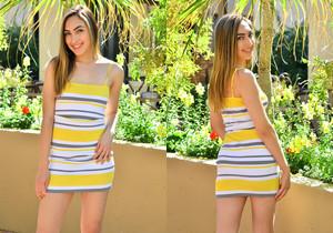 Valentina - Leggy Fashion Shoot - FTV Girls