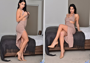 Roxy Mendez - Natural Tits - Anilos