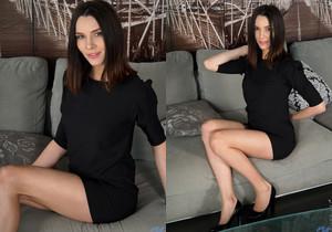 Adel Morel - Long Legs - Nubiles