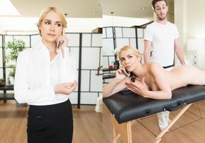Sarah Vandella - Busy Signals - Fantasy Massage