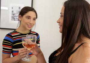 Abella Danger, Avi Love - Her First Threesome - S29:E3