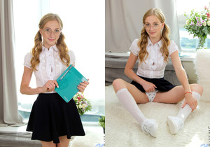 Elizabeth Evans - Amateur Teen - Nubiles