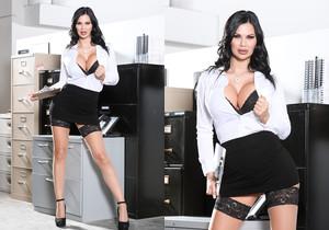 Jasmine Jae - Big Tit Office Chicks #06 - Devil's Film