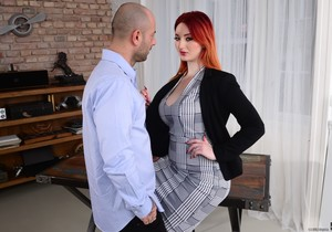 Zara DuRose - The Boss Lady - 21Sextury