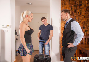 Blanche Bradburry - Spare the rod, spoil the blonde