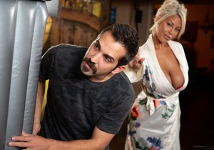 Bridgette B, Donnie Rock - Remember ME!? - Fantasy Massage