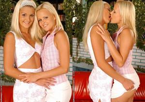 Dirty Lesbians Jo & Pearl - Lezbo Honeys
