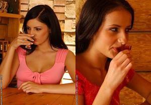 Dirty Lesbians Lolli & Evelyn - Lezbo Honeys