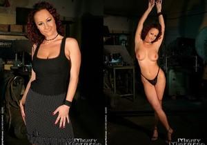 Katy Parker & Mandy Bright Lesbian Slave - Mighty Mistress