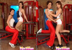 Dirty Lesbians Lara Craft & Nedra