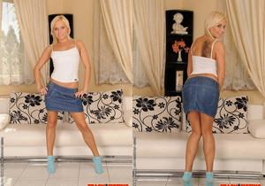 Blue Angel & Lisa Fisting Lesbians - Teach Me Fisting