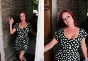 Sandi Lymm - The Freaky Neighbor