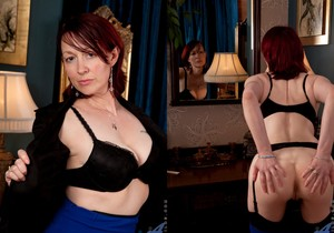 Scarlet Rose - Naughty Naughty Lady