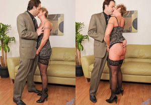 Honey Ray - Mature Sex - Anilos