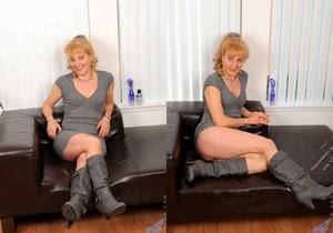 Angella Faith - Black Boots