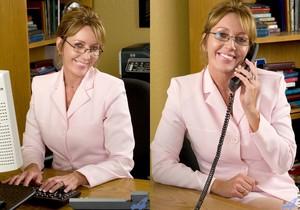 Samantha Stone - Hot Secretary