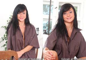 Ginnah - Nubiles - Teen Solo
