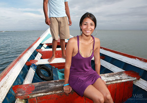 Sea ride - Ruth Medina