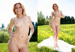 Nude Teen Model Sofi - nature