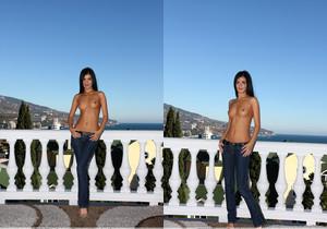Postcards - Monyka - Femjoy