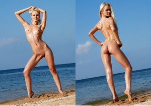 Stranded - Vika - Femjoy