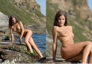 Nudist Beach - Polly - Femjoy