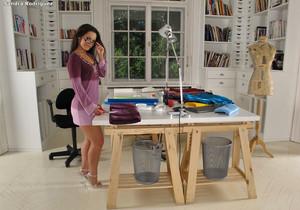 Sandra Rodriguez - InTheCrack