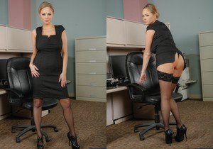 Katie Kox - Naughty Office