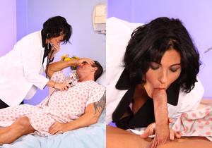Lee Stone & Roxanne Hall - This Aint Nurse Jackie XXX