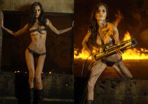 LeeAnna Vamp - Actiongirls