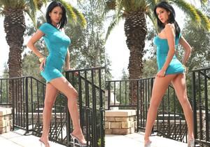 Megan Shaw Blue - Actiongirls