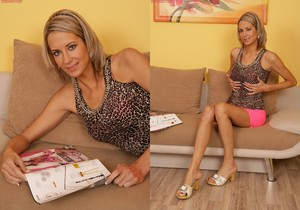 Alexis Blond - Karup's Private Collection