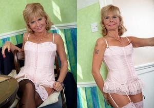Cathy Oakley - Karup's Older Women